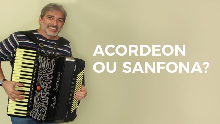 Acordeon ou Sanfona