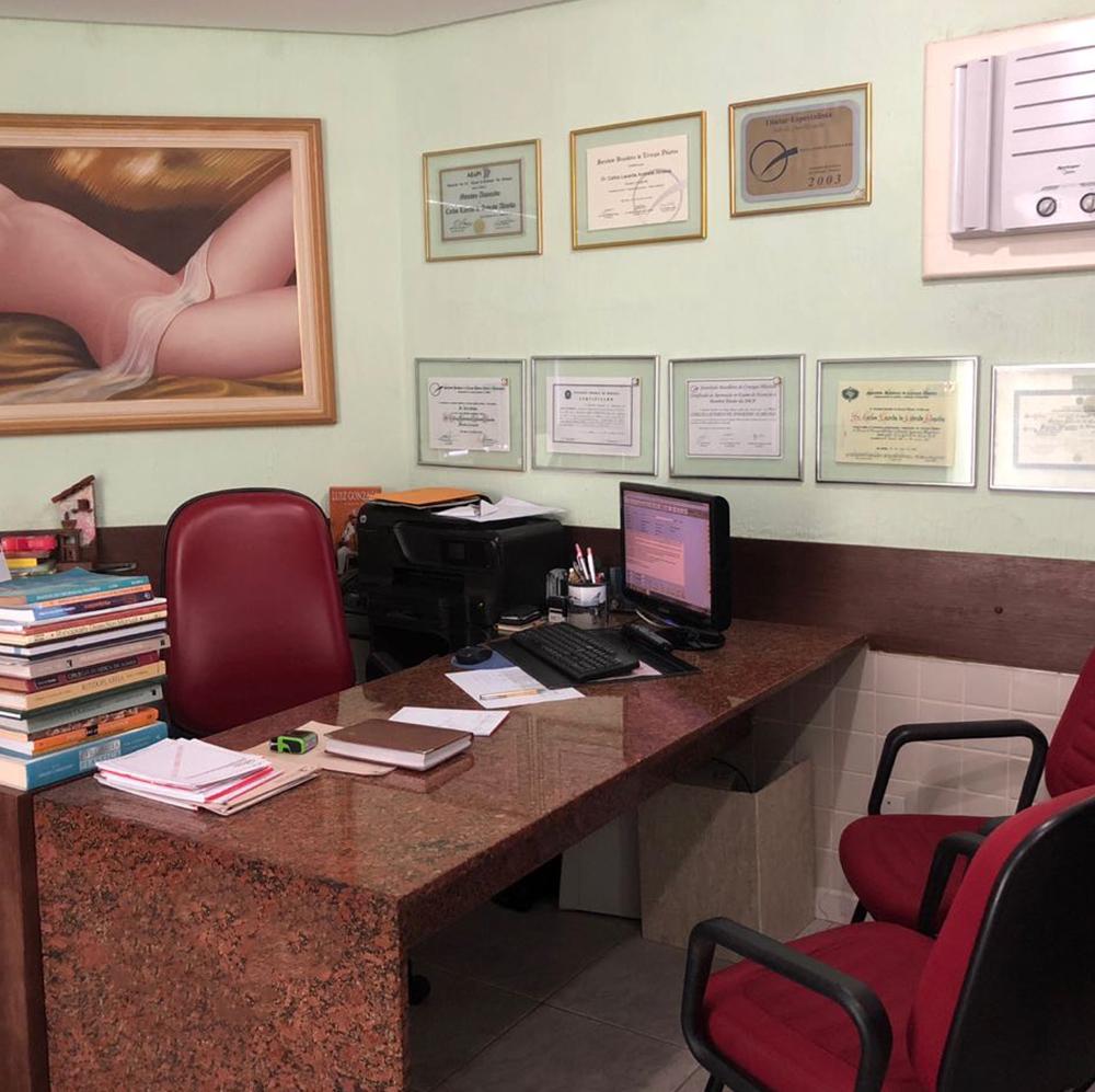 Consultório Dr. Carlos Lacerda