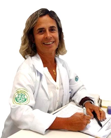 Dra. Themis Cavalcanti - Nutricionista