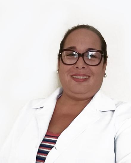 Flávia Regina - Instrumentadora