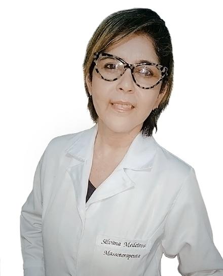 Silvana Beltrão - Massoterapeuta Clínica Dr. Carlos Lacerda